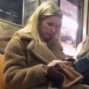 Nicky Hilton – Riding the subway in New York - 454 x 686