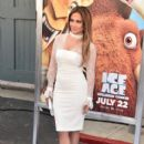"Jennifer Lopez arrives for the ""Ice Age: Collision Course"" Friends and Family Screening at Fox Studios' Zanuck Theater in Los Angeles on July 16 , 2016"