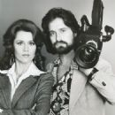 Jane Fonda and Michael Douglas