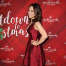 Lacey Chabert – 'Christmas at Holly Lodge' Screening in LA - 454 x 678