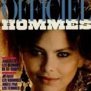 Ornella Muti - L'Officiel Hommes Magazine Cover [France] (August 1983)