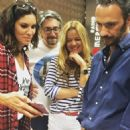 Daniela Ruah In The Mornings Of The Commercial Radio - June 9, 2015