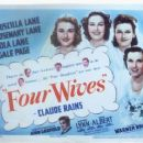 Four Wives (1939) - 454 x 370
