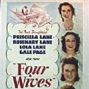Four Wives (1939) - 216 x 329