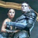 Karl Urban and Thandie Newton - The Chronicles of Riddick (2004)