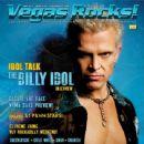 Billy Idol - Vegas Rocks Magazine Cover [United States] (May 2013)