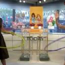 Kathie Lee & Hoda With Hula Hoops