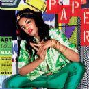 Maya Arulpragasam - Paper Magazine Cover [United States] (November 2012)