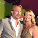 Christine Baumgartner and Kevin Costner - 227 x 340