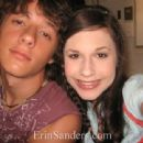 Matthew Underwood and Erin Sanders