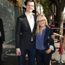 Rachael Harris and Christian Hebel - 454 x 668