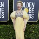 Cate Blanchett  wears Mary Katrantzou Dress : 77th Annual Golden Globe Awards