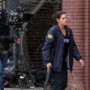 Missy Peregrym as Special Agent Maggie Bell in FBI - 454 x 659