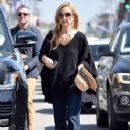 Rachel Zoe was spotted running errands with her son Kaius Berman in Los Angeles, California on March 24, 2017 - 427 x 600