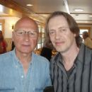 James Tolkan pictured here with Steve Buscemi - 433 x 325