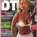 Federica Fontana - DT Magazine - 454 x 597