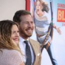 Drew Barrymore Blended Hollywood Premiere