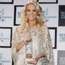 Carrie Underwood - 42nd Annual CMA Awards In Nashville, 12.11.2008.