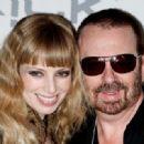 David ( Dave ) Stewart and Anoushka Fisz