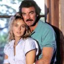 Tom Selleck and Sharon Stone