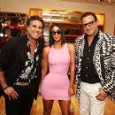 Kim Kardashian – Christie's x What Goes Around Comes Around 25th Anniversary Auction Preview in LA - 454 x 363
