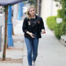 Chloe Moretz – Leaves an office building in West Hollywood - 454 x 538