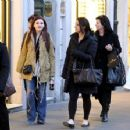 Abigail Breslin - Out and About in Rome, Italy (February 23)