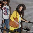 Abhishek Bachchan And Aishwarya Rai Bachchan At Pvr