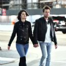 Mary Elizabeth Winstead and Ewan McGregor out in Hollywood - 454 x 611