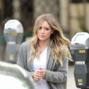 Hilary Duff – Shopping in Los Angeles