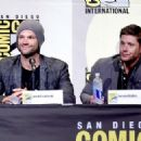 Jensen Ackles- July 24, 2016-  Comic-Con International 2016 - 'Supernatural' Special Video Presentation and Q&A