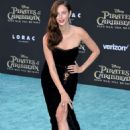 Kaya Scodelario – 'Pirates Of The Caribbean: Dead Men Tell No Tales' Premiere in Hollywood - 454 x 682
