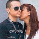 Chester Bennington and Talinda Bennington