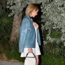 Emma Roberts – Arrives at the Faena Hotel in Miami