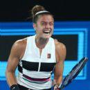 Maria Sakkari –  2019 Australian Open - Day 5 - 400 x 600