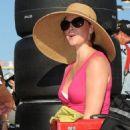 Ashley Judd: Dario Franchitti's Biggest Fan