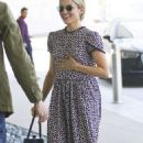 Dianna Agron at Joan's On Third in Studio City