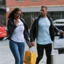 Jessica Shears out on a shopping in Manchester - 454 x 681