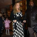 Mariah Carey Does Some Christmas Shopping In Aspen