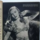 Veronica Lake - Hollywood Magazine Pictorial [United States] (August 1941) - 454 x 623