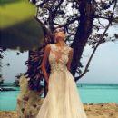 Ximena Navarrete- Wedding Gowns by Benito Santos Campagn - 414 x 596