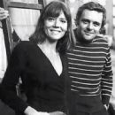 Petronella Barker and Anthony Hopkins - 454 x 529