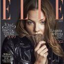 Elle Spain January 2019 - 454 x 583