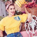 Fahriye Evcen - Koton Summer 2017 Campaign Ads - 454 x 591