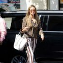 Heidi Klum – Arrives at Americas Got Talent Champions in Pasadena