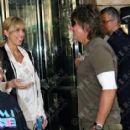 Jennifer Mallini and Richie Sambora