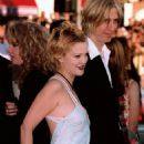 Drew Barrymore and Eric Erlandson, Batman Forever Premiere, June 9th 1995 - 454 x 917