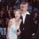 Drew Barrymore and Eric Erlandson, Batman Forever Premiere, June 9th 1995