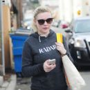 Kirsten Dunst Out and About In La