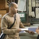 Donald Faison as Leo and Lauren London as Ivy in in Summit Entertainment 'Next Day Air.'